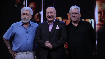 Top Ten things you didn't know about Naseeruddin Shah and Om Puri #ThaAnupamKherShow