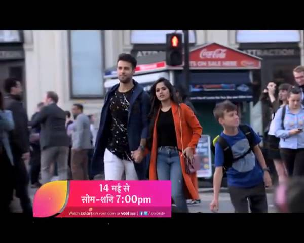 Tu Aashiqui: Ahaan and Pankti in London