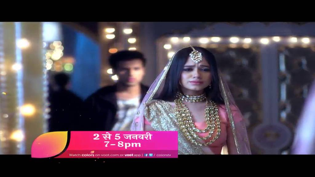 Tu Aashiqui: Ahaan promises Pankti to release her from all the chains.