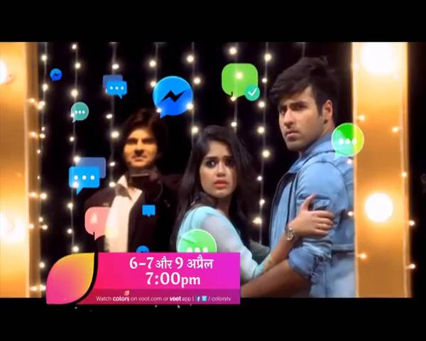 Tu Aashiqui: How will Ahaan & Pankti win over JD's malicious acts? Watch on 6th, 7th and 9th April.