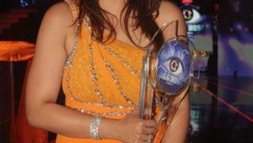 Urvashi Dholakia is the winner of Bigg Boss Season6