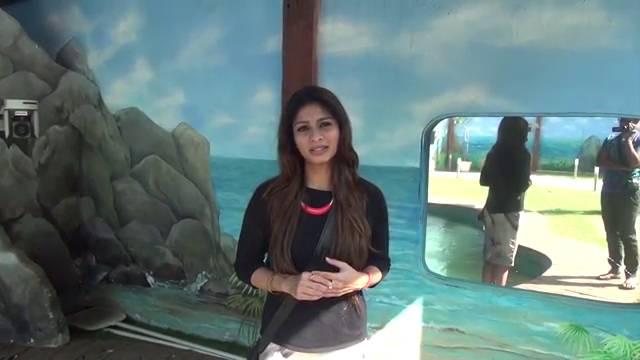 Video Diaries: Tanishaa Mukherjee