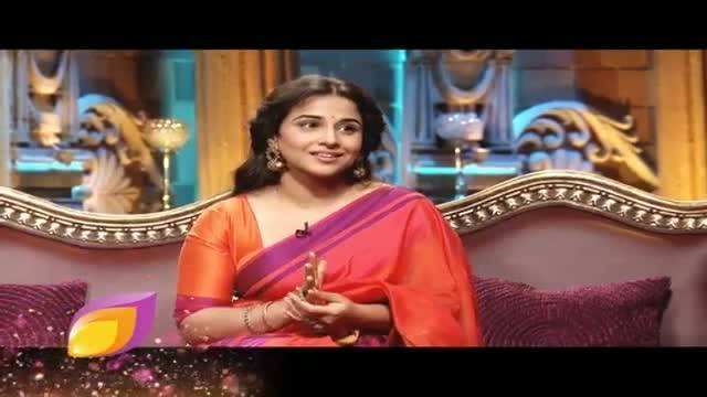 Vidya Balan reveals her biggest fear #TheAnupamKherShow