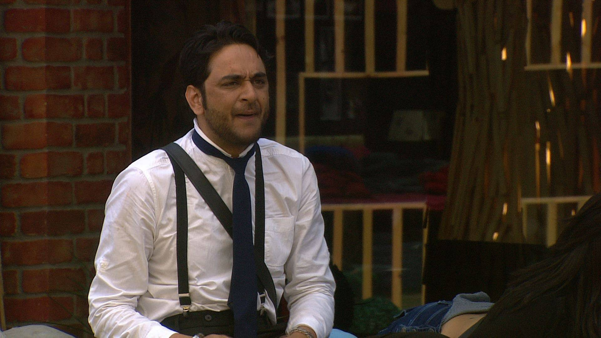 Vikas Gupta wants to win the luxury budget task at any cost!