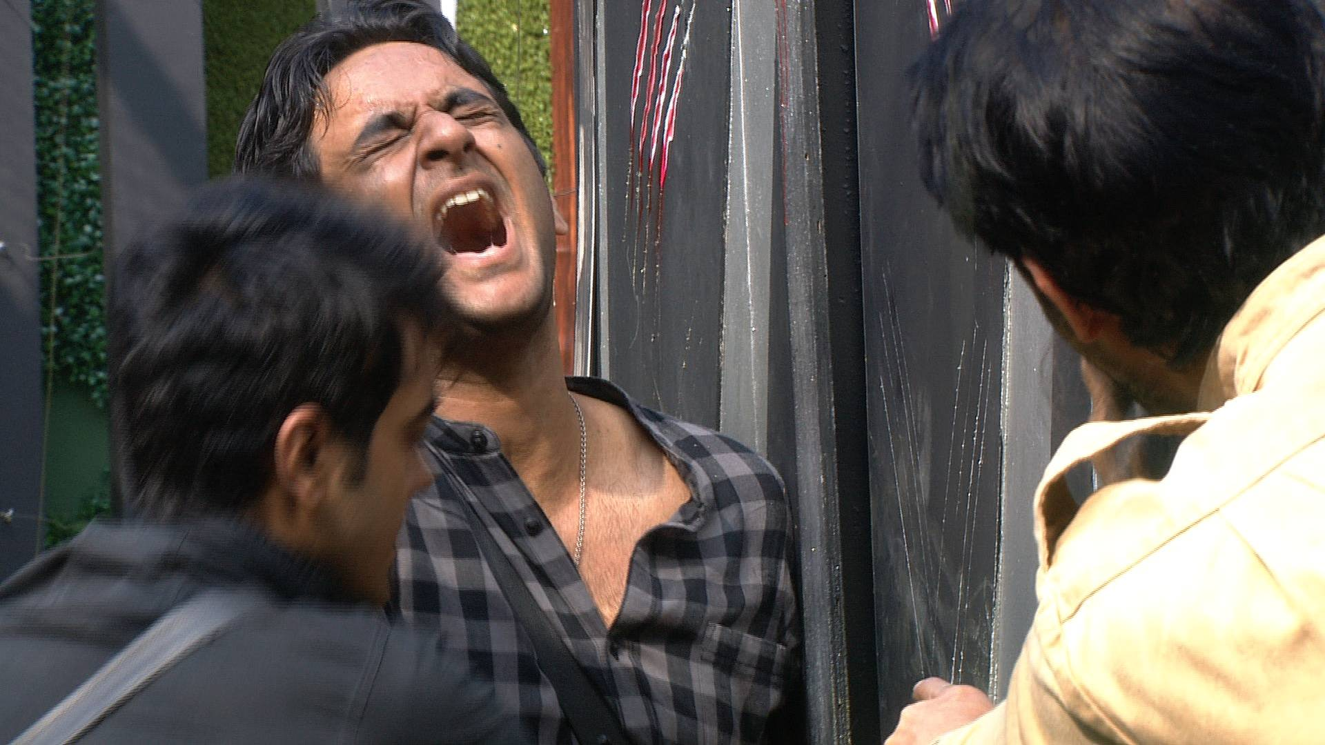 Vikas turns the game around, watch what happens tonight in BB Dino Park task!