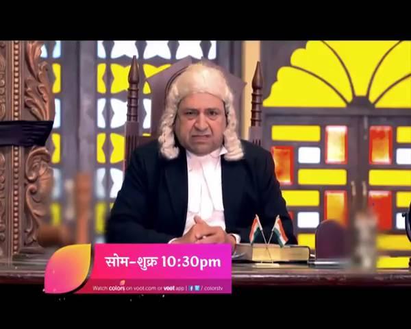 Watch 'Ghar Ki Adaalat' on 'Belan Wali Bahu.'