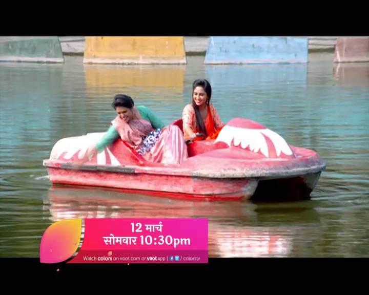 Watch the special episode of 'Belan Wali Bahu' on 12th of March at 10:30 PM.