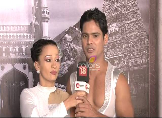 We have practised for years: Tanya and Mukesh #India's got talent