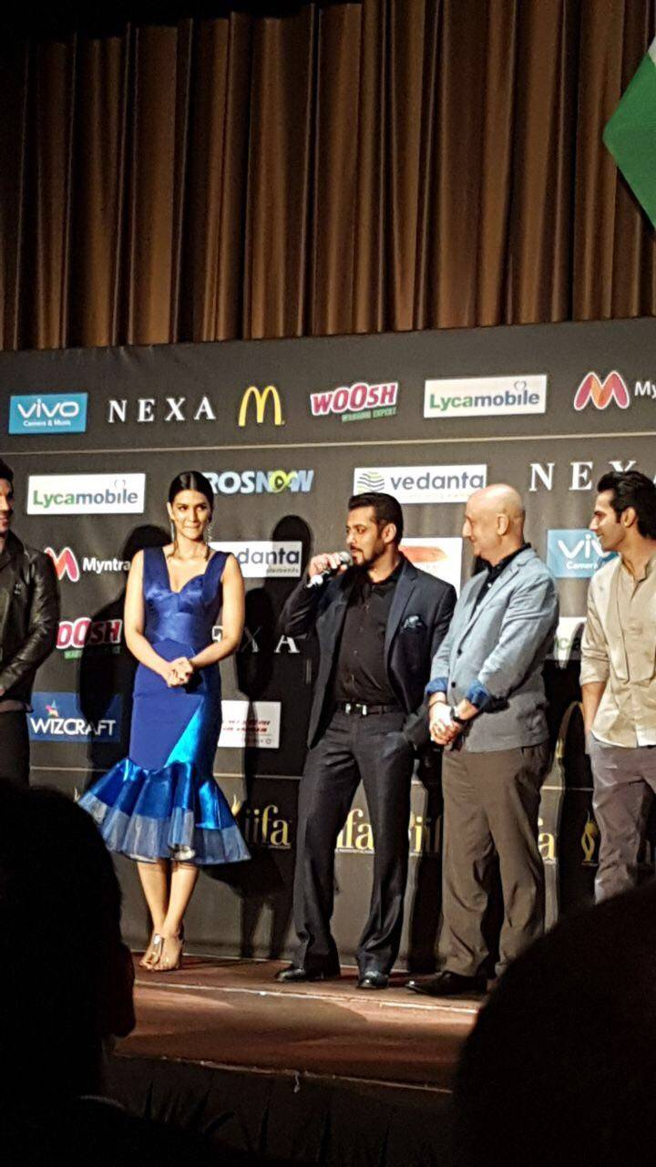 IIFA 2017 Press Conference pictures from New York!