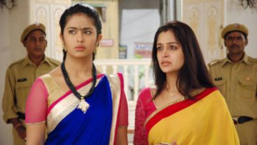 Will Simar protect Prem from harm? #SSK