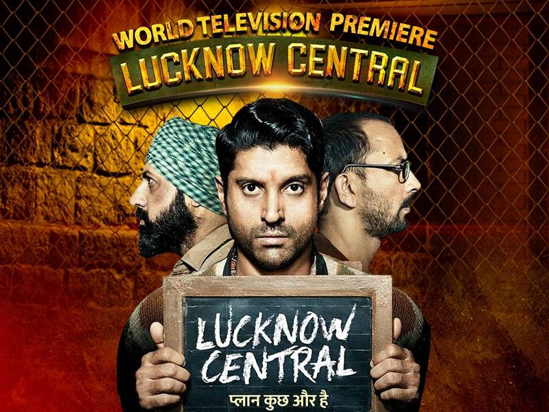 World Television Premier – Lucknow Central