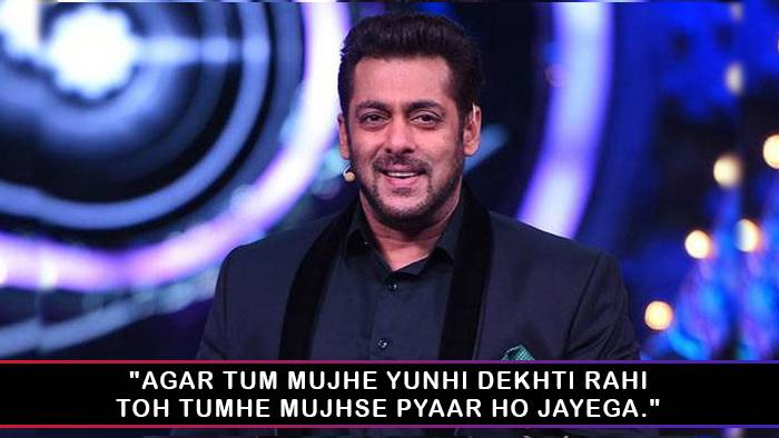 Five times Salman Khan made us Laugh Out Loud on Bigg Boss!