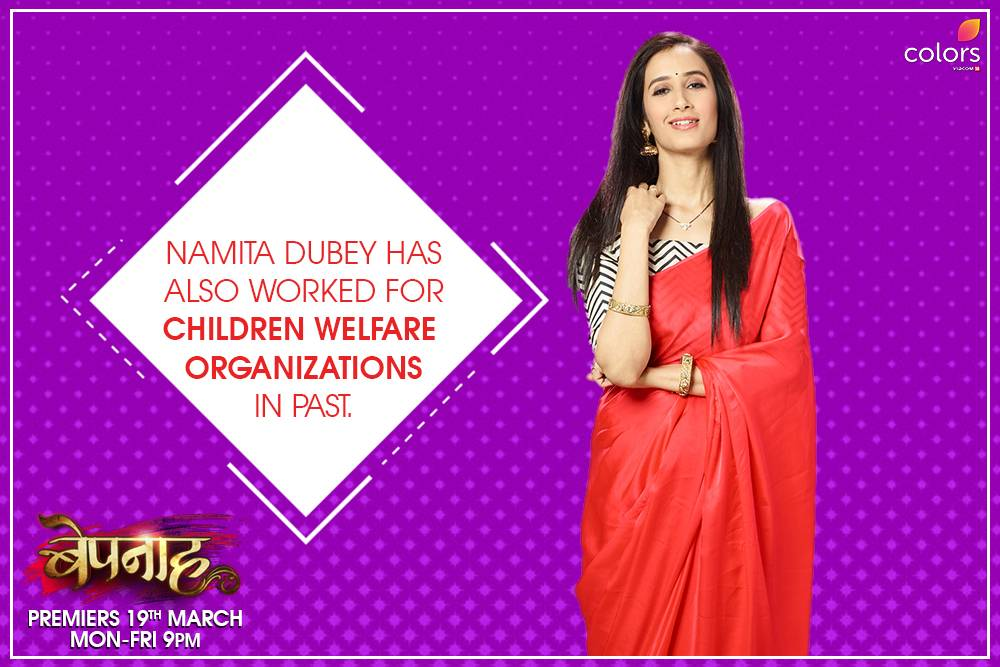 Did you know these interesting facts about Namita Dubey?