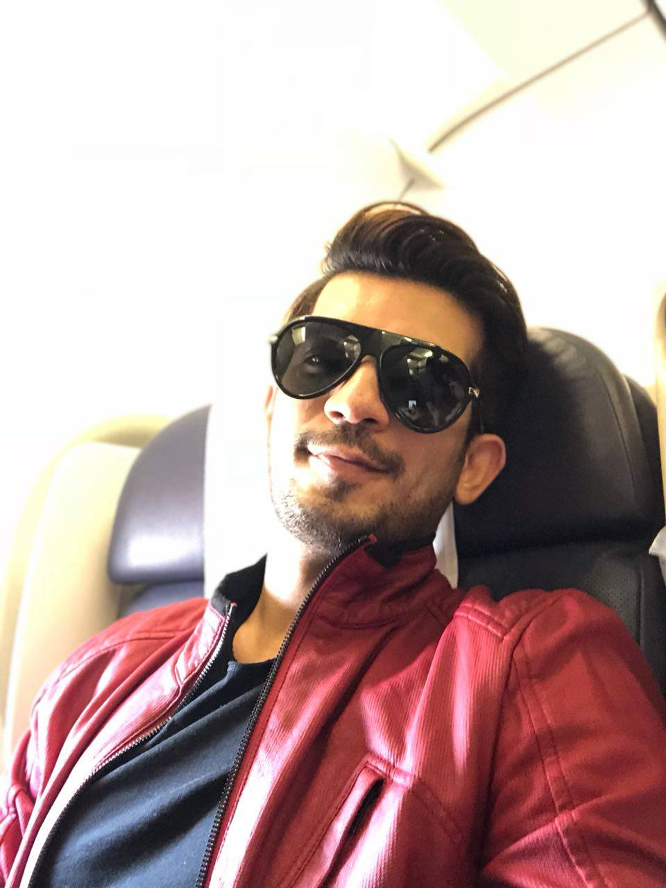 Aarohi and Deep are off to London!