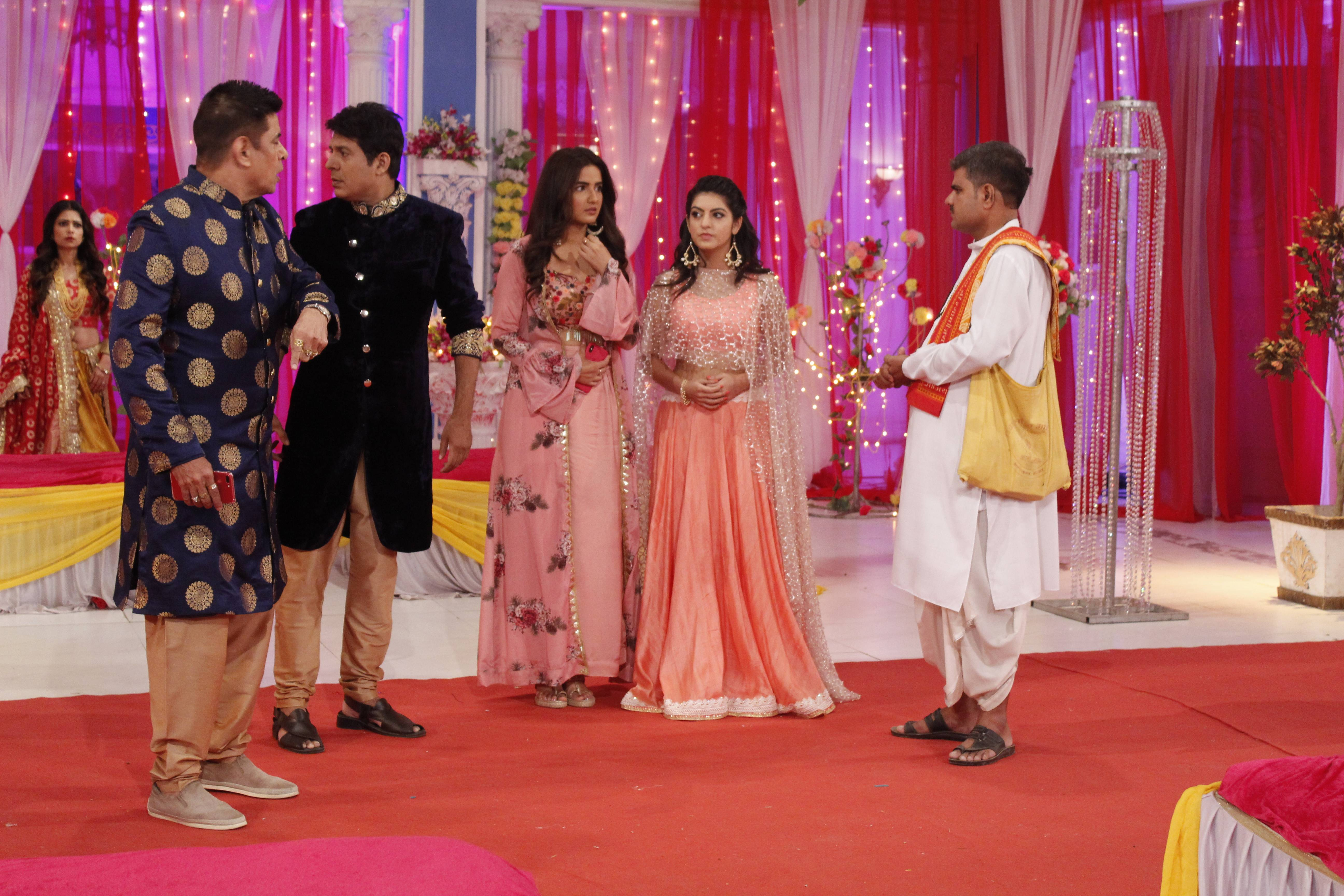 Sneak Peek into 'Band Baja Baraati' special episode.