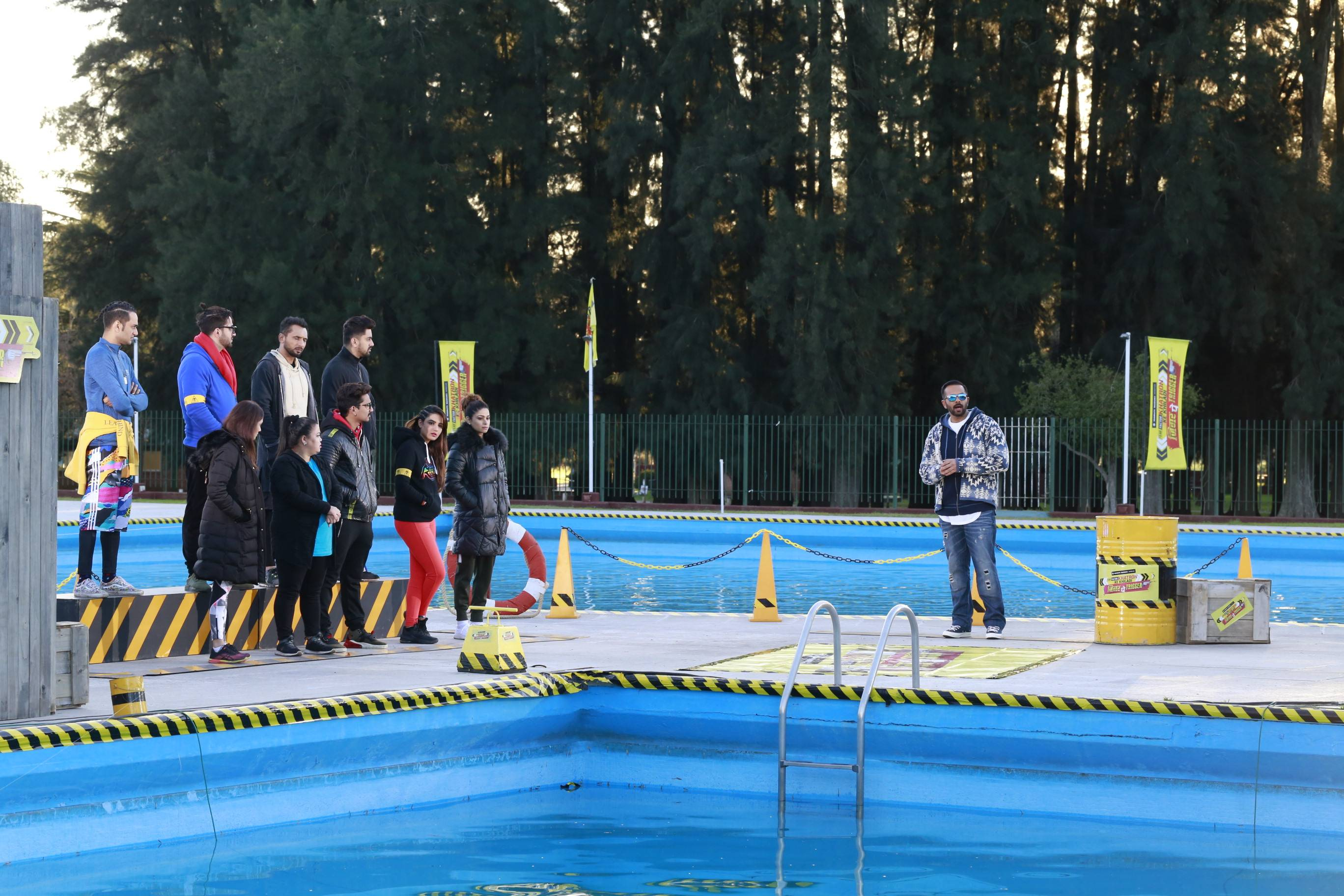 Gear up! The tasks on Khatron Ke Khiladi Season 9 move a notch higher!