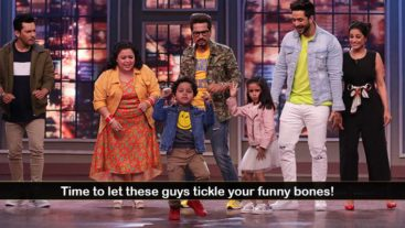 All the dhamaal on Khatra Khatra Khatra tonight awaits you!