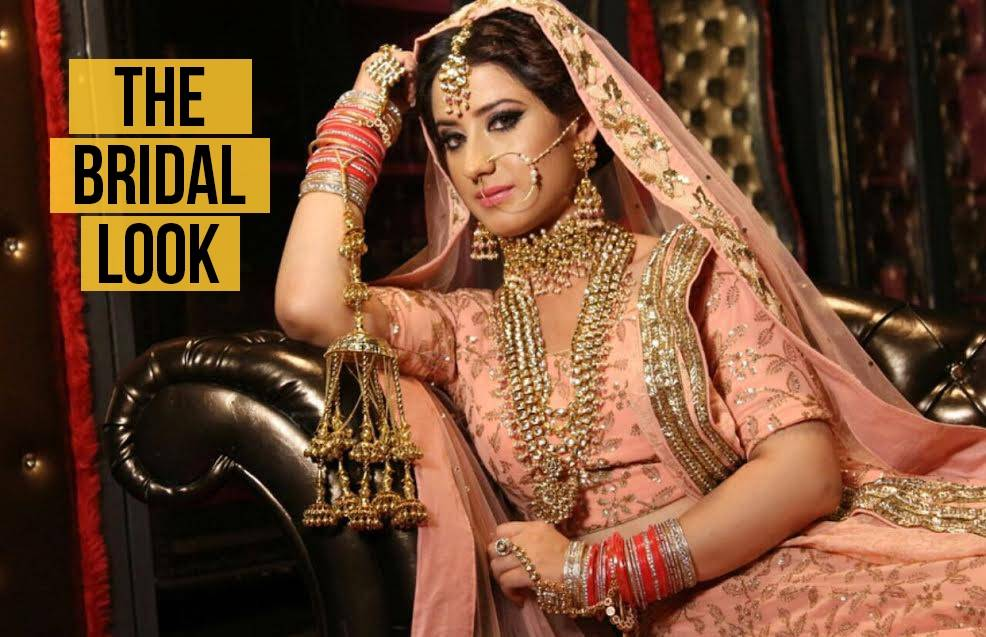Aalisha Panwar looks majestic in this bridal getup!