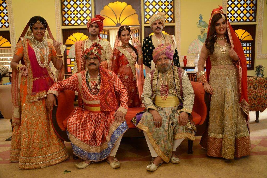 Belan Wali Bahu: This look of 'Awasthi Family' is quite appealing!