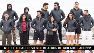 Gear up! The fighters of Khatron ke Khiladi Season 9 are here!