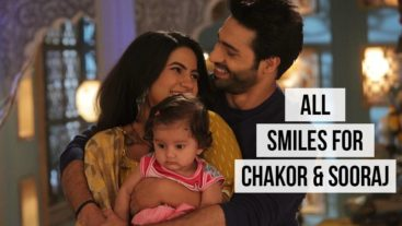 Happiness for Chakor and Sooraj
