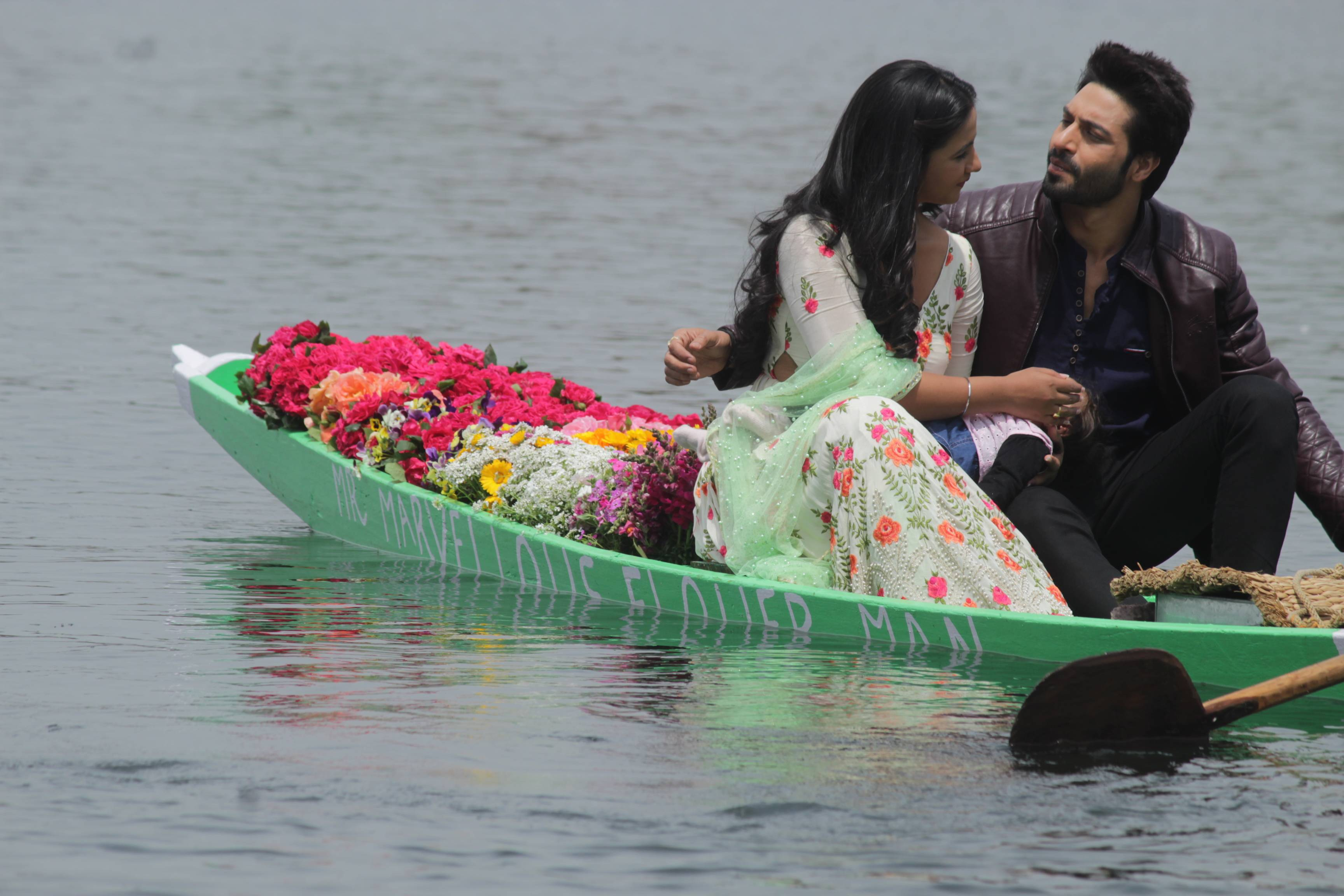 Chakor and Sooraj in Kashmir