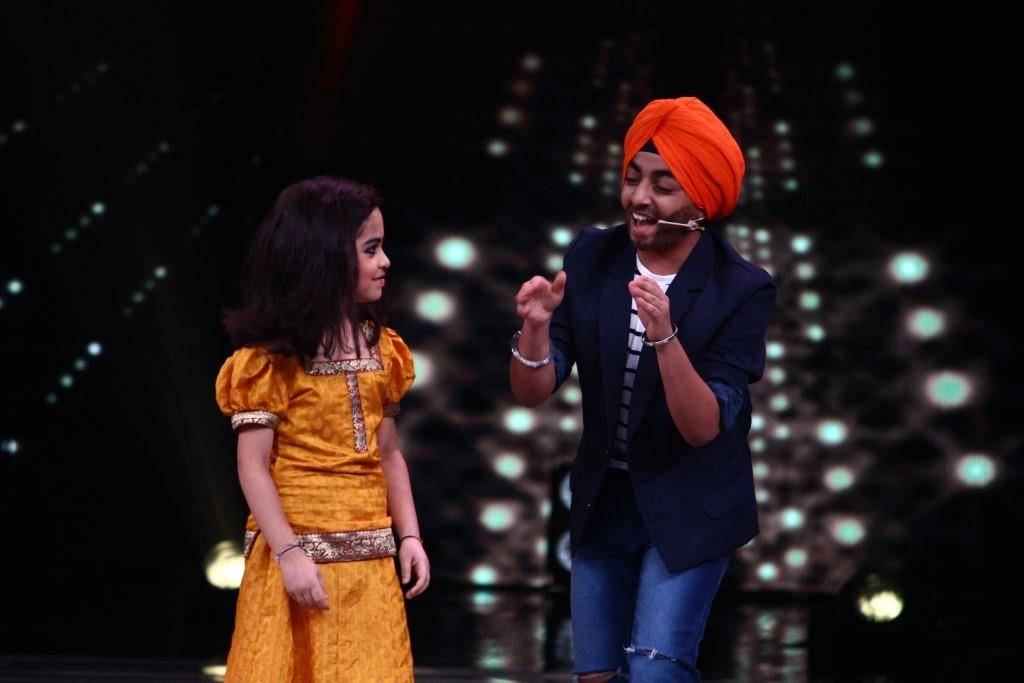 These cute contestants lookalikes created a laugh riot on Rising Star 2.