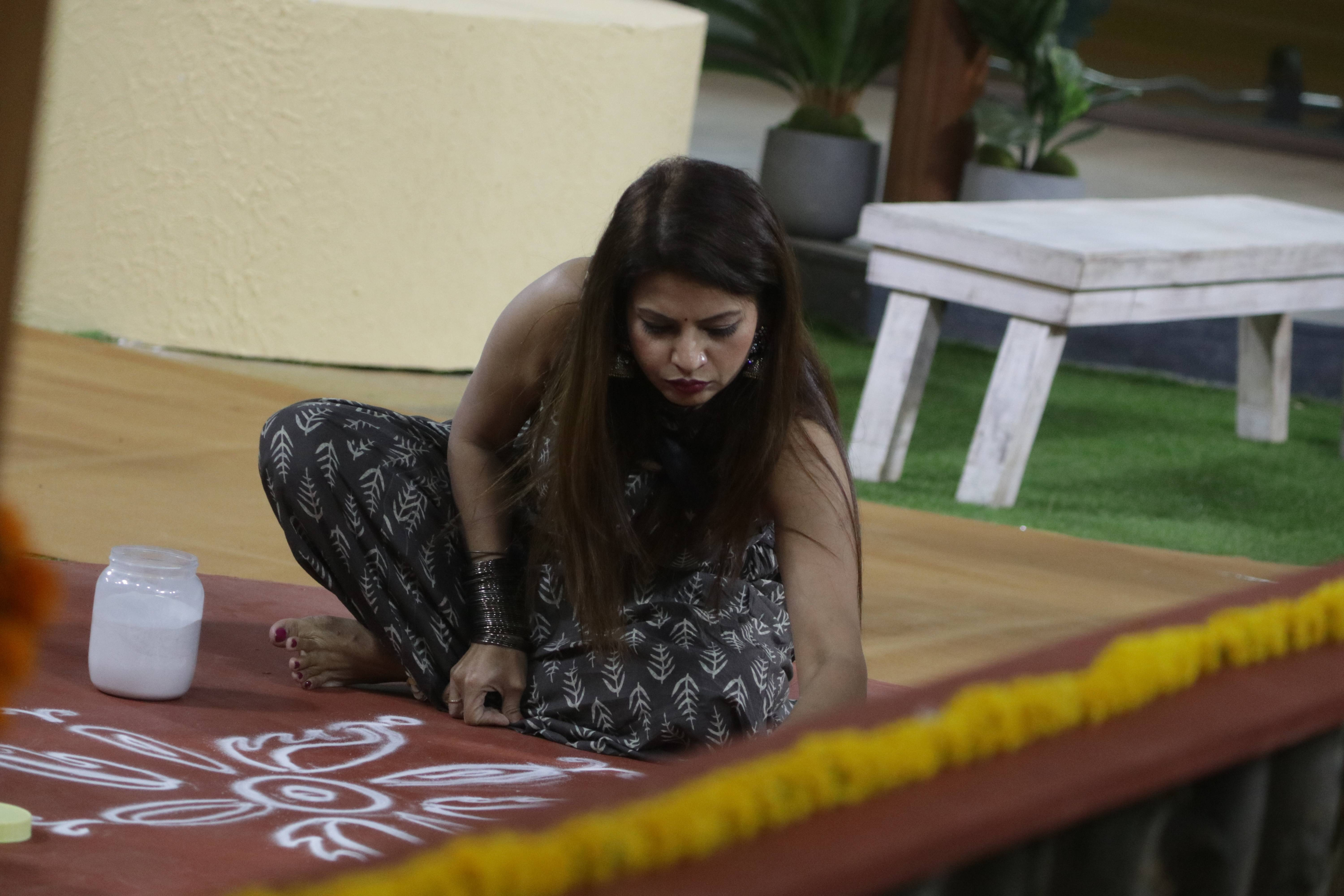 Exclusive Diwali pictures from straight the Bigg Boss 12 House!