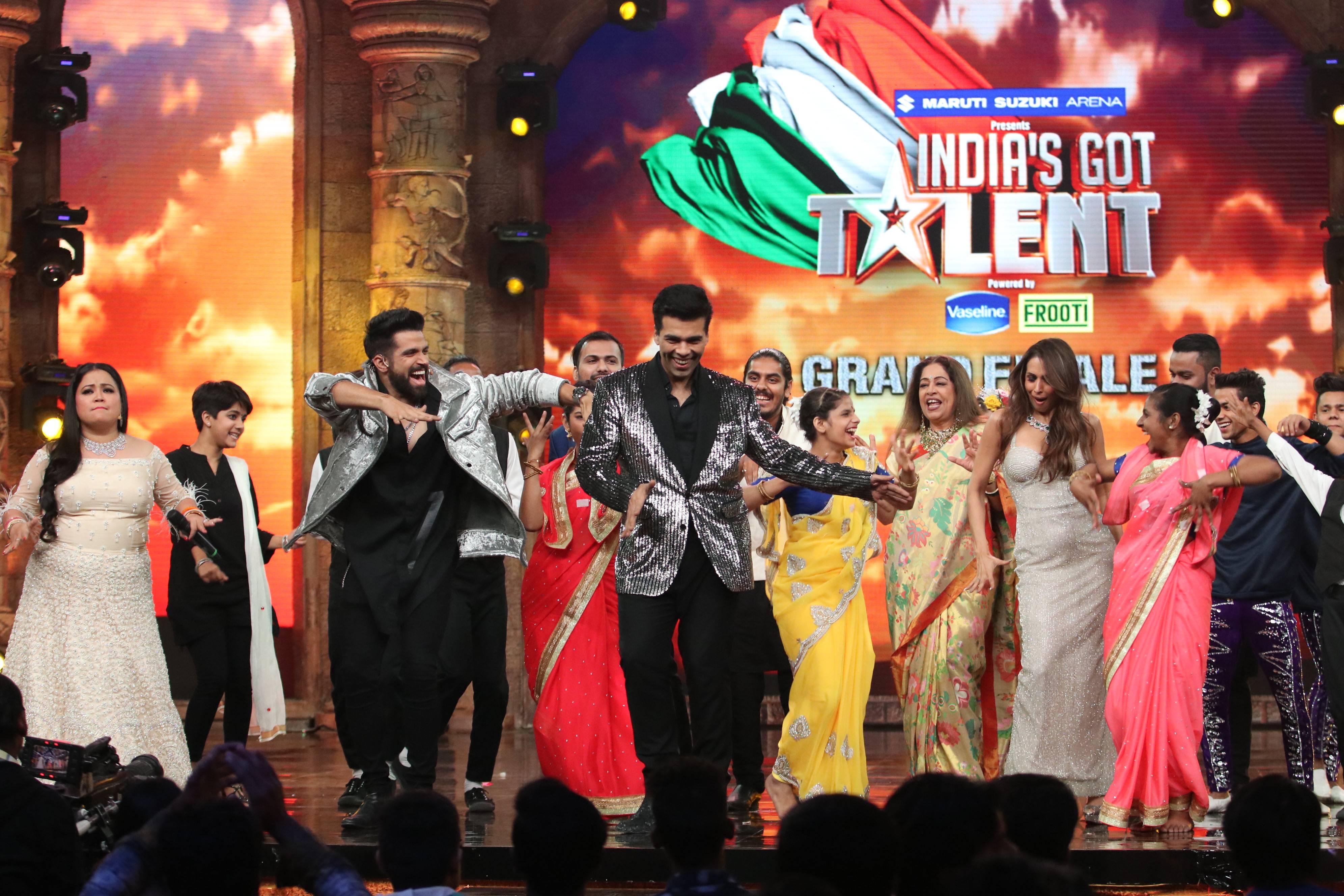 A quick sneak peek into the season finale of India's Got Talent Season 8!