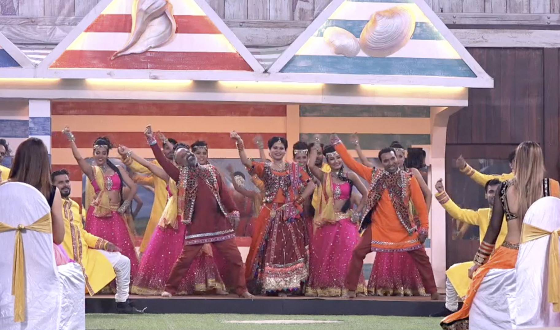Festive Celebrations in the Bigg Boss House!