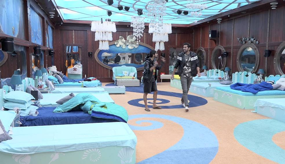 What's in store for the housemates tonight?
