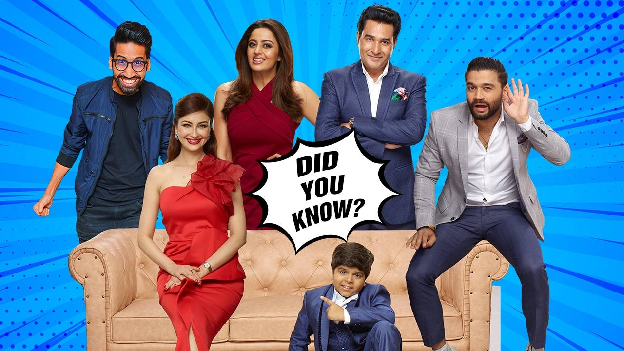 Entertainment Ki Raat At 9: We bet you didn't know these facts about the cast!