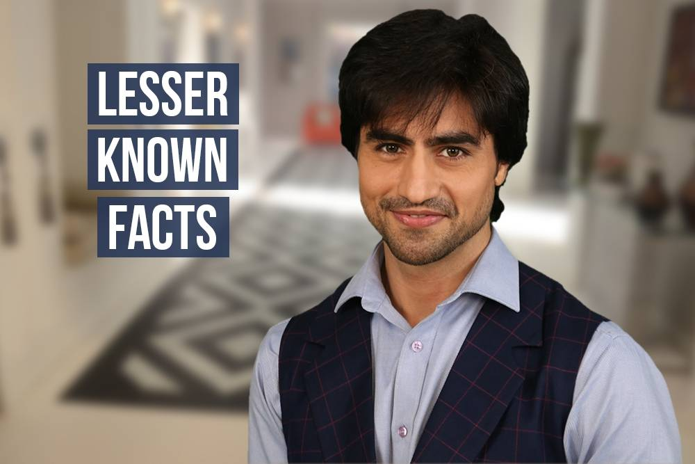 Did you know these interesting facts about Harshad Chopra?