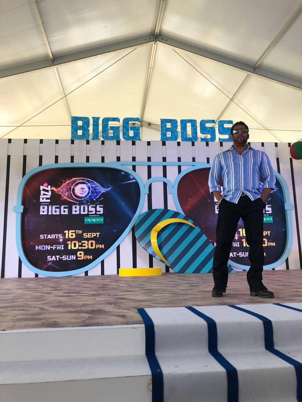 Bigg Boss 12 Press Conference, Goa!