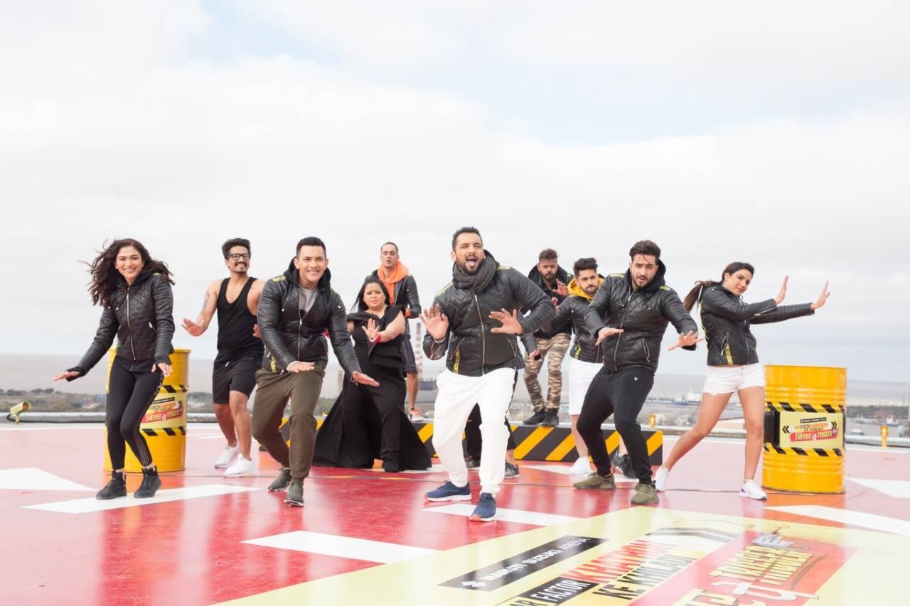 Gear up! The fighters of Khatron ke Khiladi Season 9 are here!