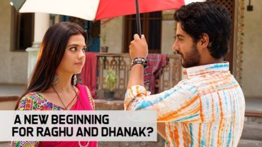 A new beginning for Raghu...