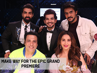 Here's why you must tune in for the Dance Deewane 2 Grand Premiere!