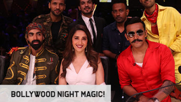 Bollywood Night ka jalwa on Dance Deewane 2!