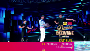 Are you ready to watch Hrithik Roshan take over the stage with Dance Deewane 2 contestants? Tune in this Sat-Sun at 9 pm ET/PT