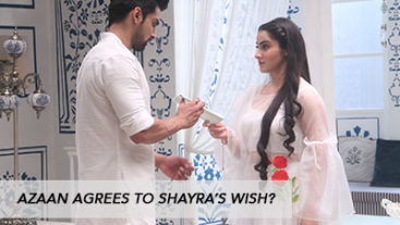 Shayra and Azaan to part ways?