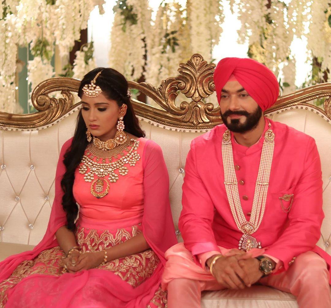 Mehar weds Sarabjit!