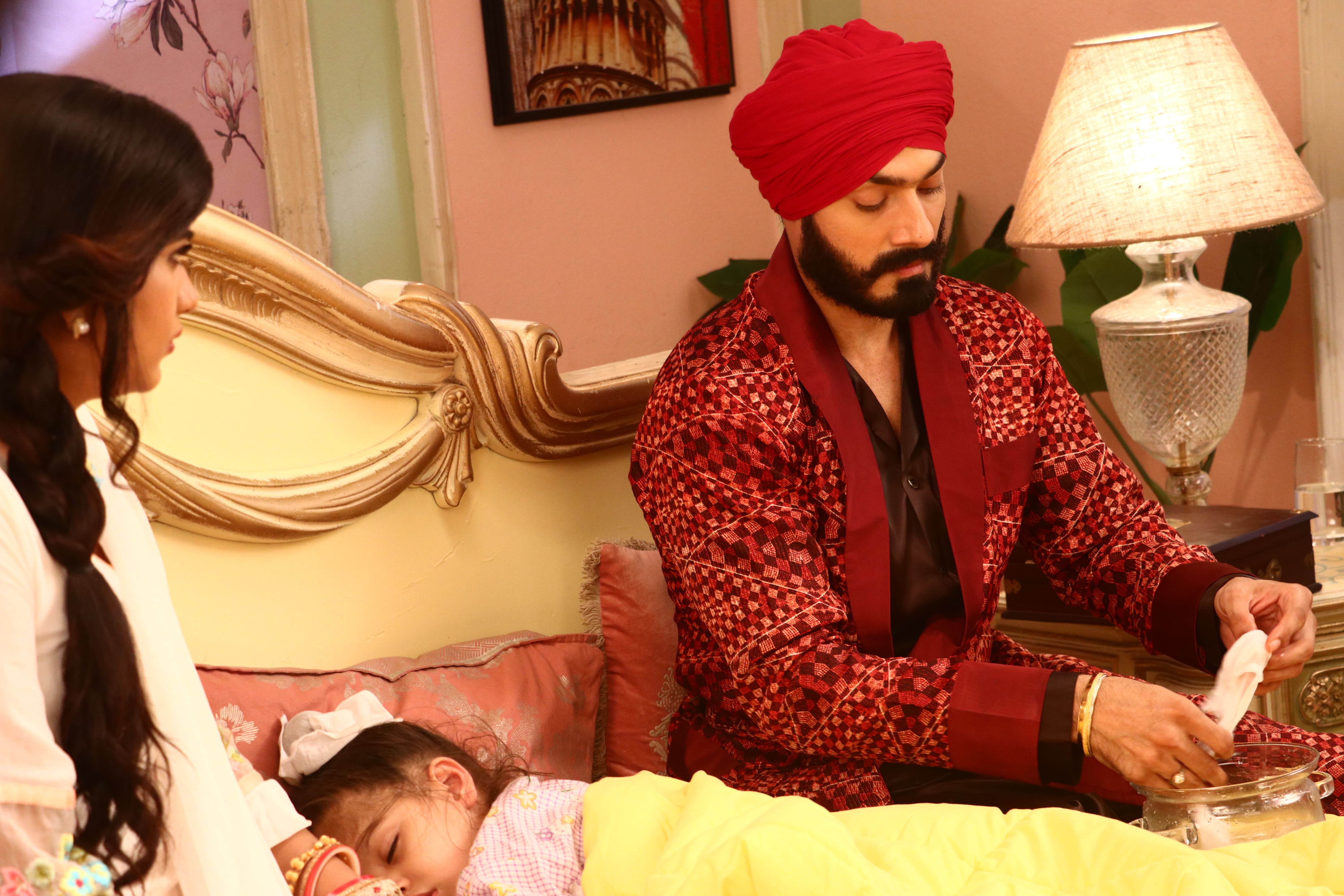 Just in: Exclusive stills from your favourite show Choti Sarrdaarni