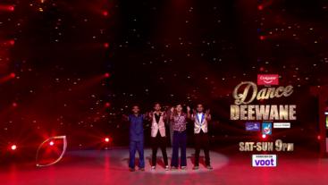 Ek aisa performance jisne kar diya Dharmendra ko emotional! | Dance Deewane | Sat-Sun 9 pm.
