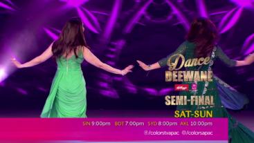 Dance Deewane Semi Finale