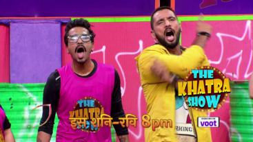 The Khatra show par hoga ab hoga hasi ka danga poore India se! | The Khatra Show, Sat-Sun 8 pm.