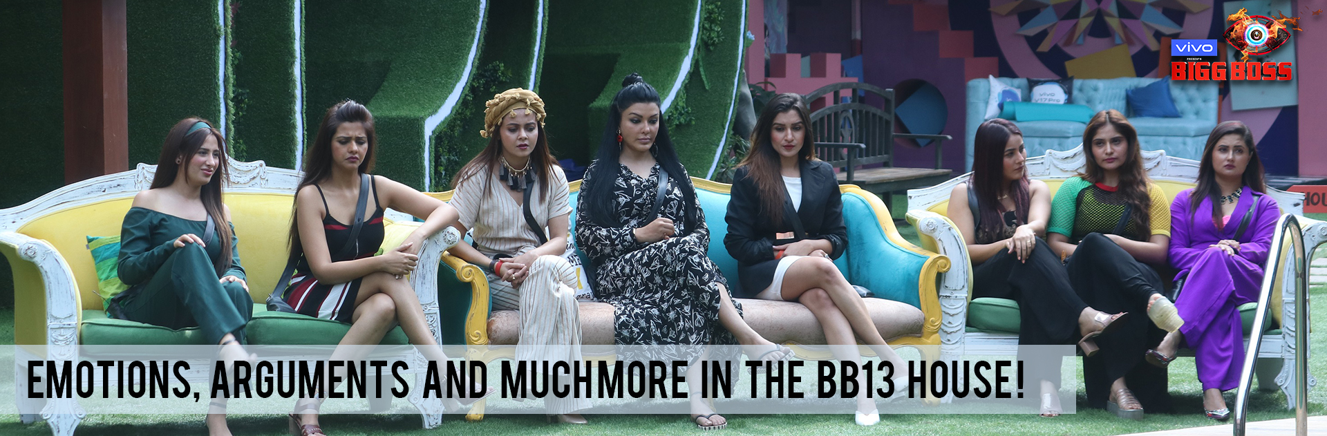 A wave pool of emotions and arguments at the BB 13!