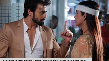Raghbir hurts Pragati!