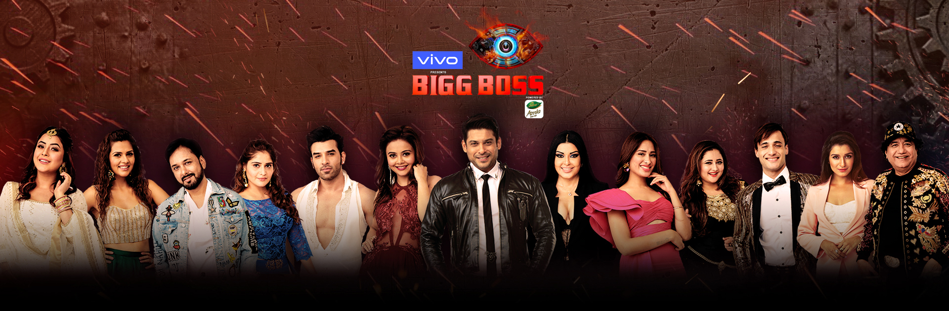 The ultimate Bigg Boss 13 Contestants
