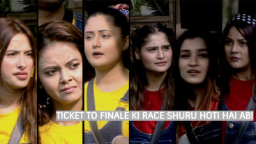 Ticket to Finale ki daud!