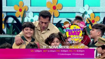 17th November 1 baje hai ek mazedaar Children's day special party! Aap aa rahe hai na?